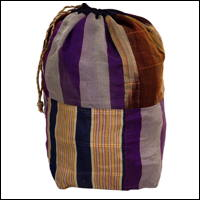 Komebukuro Silk Rice Bag Medium Size