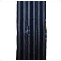 DIY Boro Repair  Stripe Cotton Indigo Boro Textile