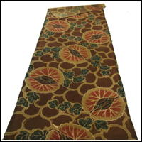 Sarasa Katazome Cotton Textile A Rare Find