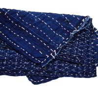 Zokin Sashiko Dust Cloth Set 2