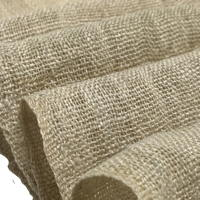 Kaya Length Of Natural Beige Color Hemp Mosquito Netting