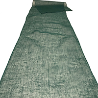 Length Of Old Kaya BlueGreen Hemp Mosquito Netting
