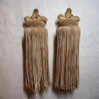 2 Wonderful Japanese Buddhist Temple Fusa Tassels Handmade