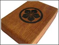 Old Hand Crafted YanagiGori Storage Box