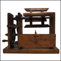 Zaguriki Fully Functional Cotton Thread Reeling Machine